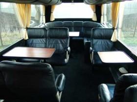 Keliavimas nuomotu autobusu