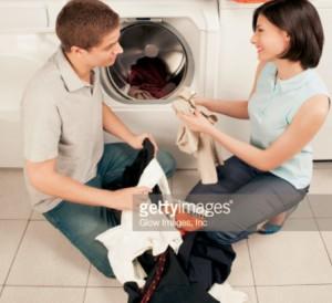 Tvarkinga skalbimo mašina